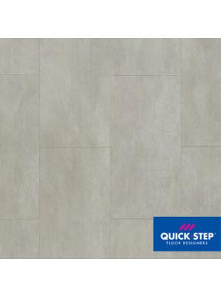 ПВХ-плитка Quick-Step Ambient Glue Plus AMGP 40050 Бетон тёплый серый
